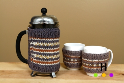 coffee press sweater