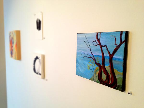 blog painting hanging