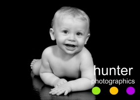 baby photography red deer