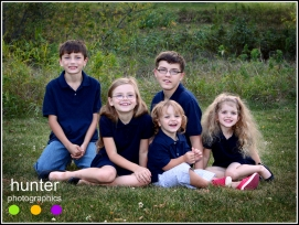 family photography red deer
