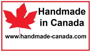 handmade in canada badge