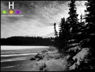gaetz lake, red deer, alberta, canada