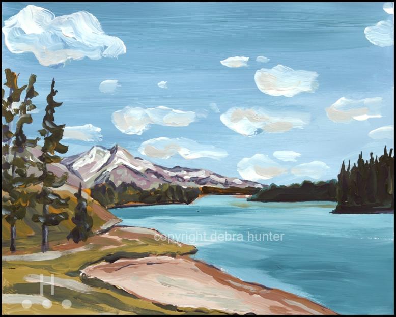 Johnson Lake #3