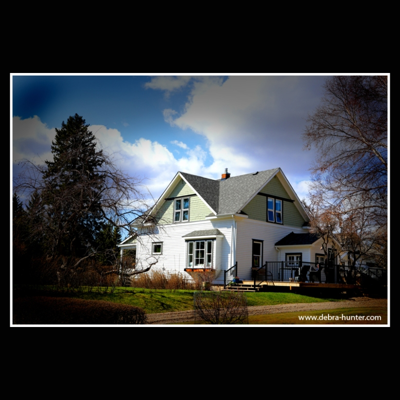 historic home, architectural photography, Red Deer, Alberta