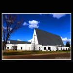 architectural photography, church, Red Deer, Alberta